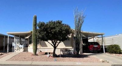 Mobile Home at 4675 S Harrison Rd Unit 194 Tucson, AZ 85730