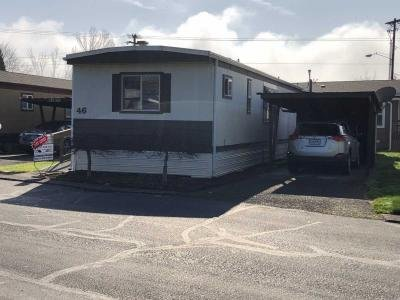 Mobile Home at 1501 SW Baker St #46 Mcminnville, OR 97128