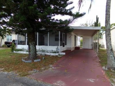 Mobile Home at 6310 NW 28th Court  Lot 231 Margate, FL 33063