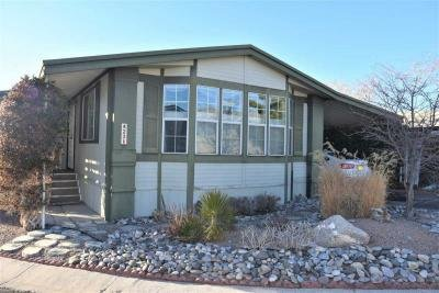 Mobile Home at 7112 Pan American East Fwy NE Lot 423 Albuquerque, NM 87109