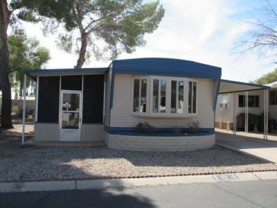 Mobile Home at 3411 S. Camino Seco # 104 Tucson, AZ 85730