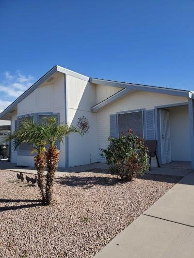 Mobile Home at 8500 E Southern Ave #542 Mesa, AZ 85209