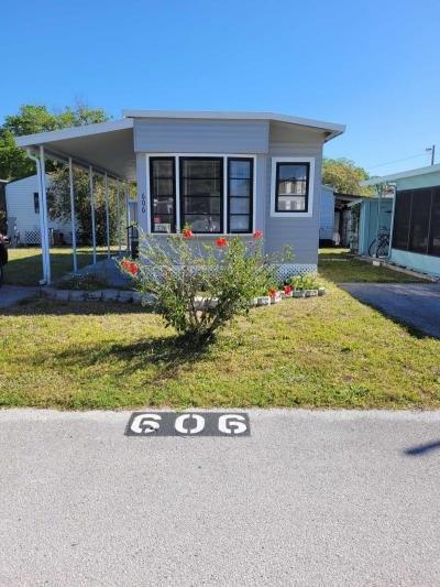 Mobile Home at 3390 Gandy Blvd #606 Saint Petersburg, FL 33714