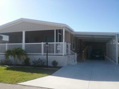 Mobile Home at 380 Sunrise Blvd Naples, FL 34110