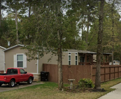 Mobile Home at 7939 Lazy Lane Spring, TX 77389