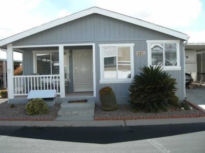 Mobile Home at 8401 S. Kolb #227 Tucson, AZ 85756