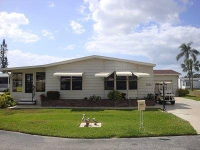Mobile Home at 1201 Yellowstone Dr Naples, FL 34110
