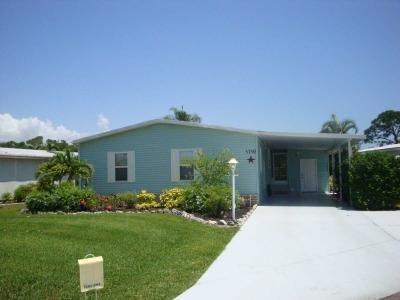 Mobile Home at 1710 Hatteras Lane Naples, FL 34110