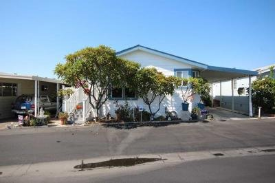 Mobile Home at 18194 Bushard, 609 Balsa Lane Fountain Valley, CA 92708