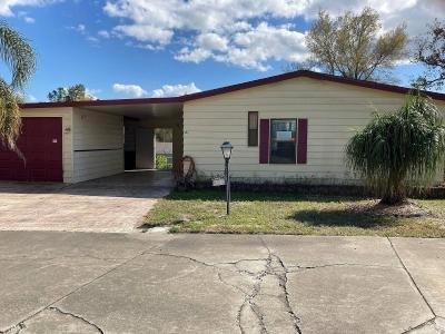 Mobile Home at 2410 Sandlewood Ln Orange City, FL 32763