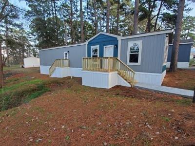Mobile Home at 1504 Windwood Huntsville, TX 77340