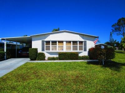 Mobile Home at 1002 West Lakeview Drive Sebastian, FL 32958