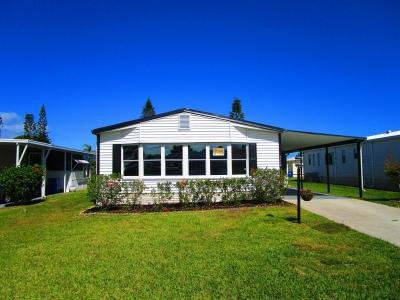 Mobile Home at 3614 West Derry Drive Sebastian, FL 32958