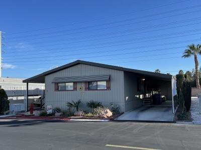 Mobile Home at 8122 W. Flamingo #62 Las Vegas, NV 89147