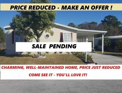 Mobile Home at 13 Skylark Drive Vero Beach, FL 32966