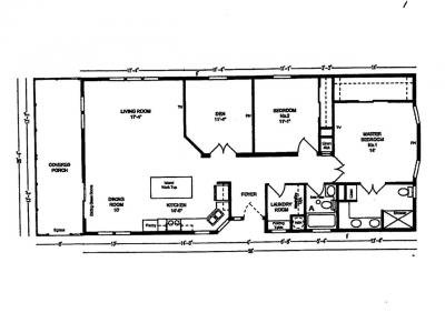 Mobile Home at 2236 Lakes Of Melbourne Drive Melbourne, FL 32904