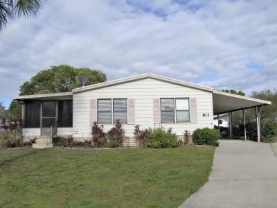 Mobile Home at 812 Phoenix Lane Oviedo, FL 32765