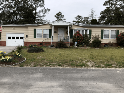 Mobile Home at 170 Burleigh Drive Hampstead, NC 28443