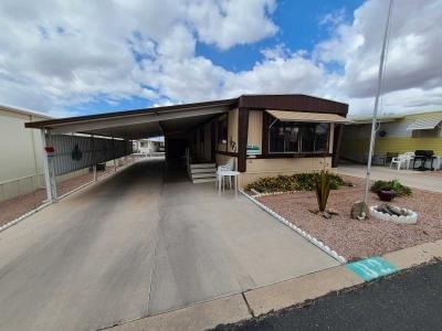 Mobile Home at 1050 E Broadway #82 Apache Junction, AZ 85119