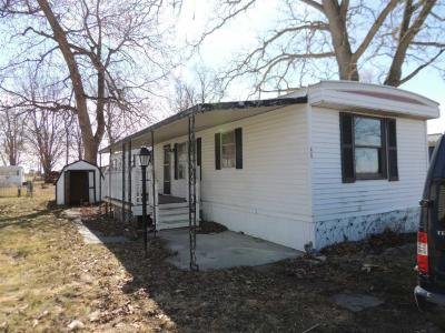 Mobile Home at 21220 W Sr 51 Genoa, OH 43430