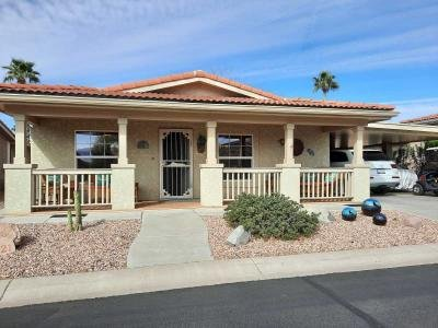 Mobile Home at 7373 E Us Highway 60 #121 Gold Canyon, AZ 85118