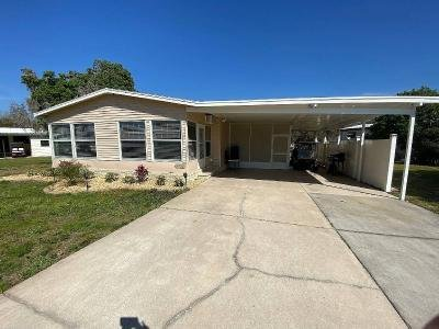 Mobile Home at 2422 Lower Red Lake Lane Grand Island, FL 32735