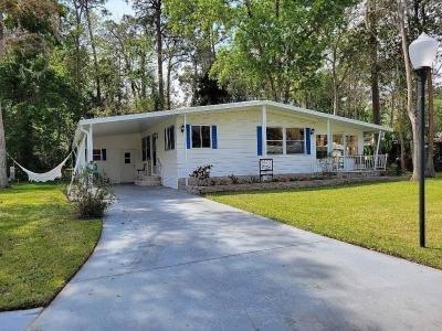 Mobile Home at 44 Bay In The Wood Port Orange, FL 32129