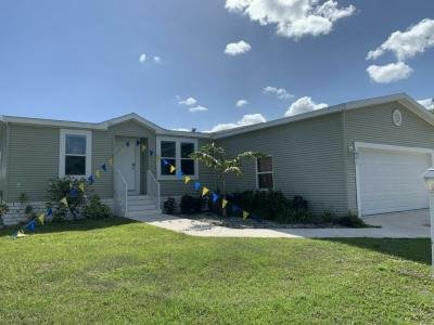 Mobile Home at 1405 82nd Avenue, Site #17 Vero Beach, FL 32966