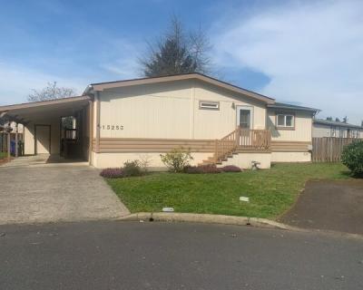 Mobile Home at 13253 SE Schiller, #75 Portland, OR 97236