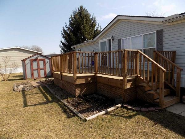 2001 Mansion Mobile Home For Sale
