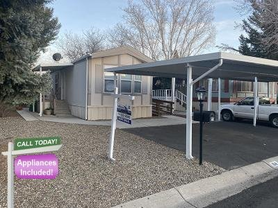 Mobile Home at 104 Lucky Ln Reno, NV 89502