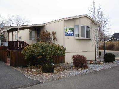 Mobile Home at 170 Koontz Ln Spc 116 Carson City, NV 89701