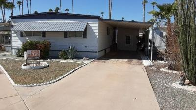 Mobile Home at 4065 E. University Drive #238 Mesa, AZ 85205