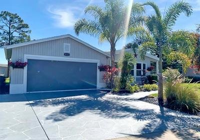 Mobile Home at 4111 Via Aragon North Fort Myers, FL 33903