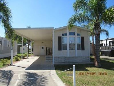 Mobile Home at 39530 Valderrama Lane Zephyrhills, FL 33542
