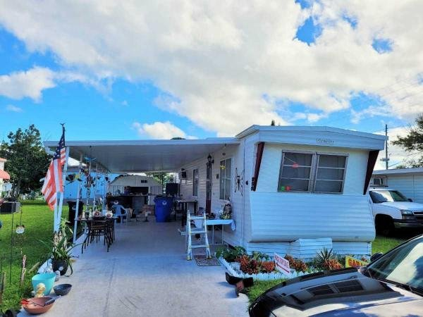 1961  Mobile Home For Sale