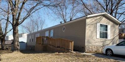 Mobile Home at 11320 Iowa Plaza Home Site 427 Omaha, NE 68142