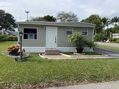 Mobile Home at 4791 SW 82nd Avenue Lot #59 Davie, FL 33328