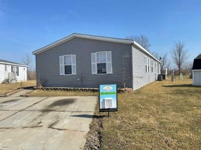 Mobile Home at 58884 Lily Ct New Haven, MI 48048