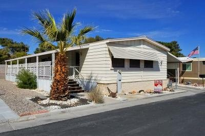 Mobile Home at 4525 W. Twain Ave. Las Vegas, NV 89103