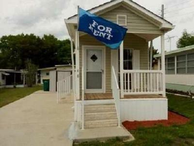 Mobile Home at 48 Dean Ct. Mount Dora, FL 32757