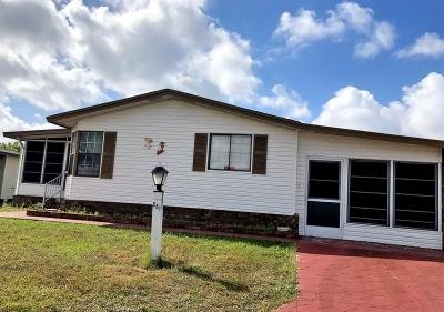 Mobile Home at 2844 Steamboat Loop  #281 North Fort Myers, FL 33903