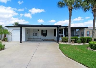 Mobile Home at 1906 Sunflower Circle Sebring, FL 33872