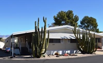 Mobile Home at 2121 S. Pantano Rd #210 Tucson, AZ 85710