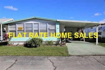 Mobile Home at 38 Freedom Drive Vero Beach, FL 32966