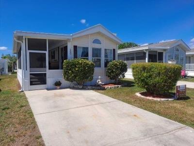 Mobile Home at 3737 El Jobean Road, # 260 Port Charlotte, FL 33953