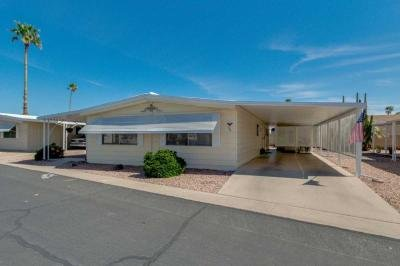 Mobile Home at 3104 E. Broadway Rd. Mesa, AZ 85204