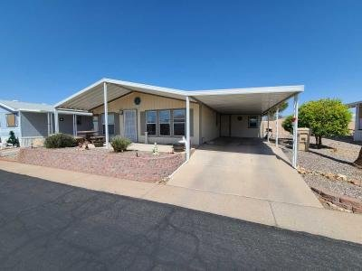 Mobile Home at 301 S Signal Butte Rd #50 Apache Junction, AZ 85120