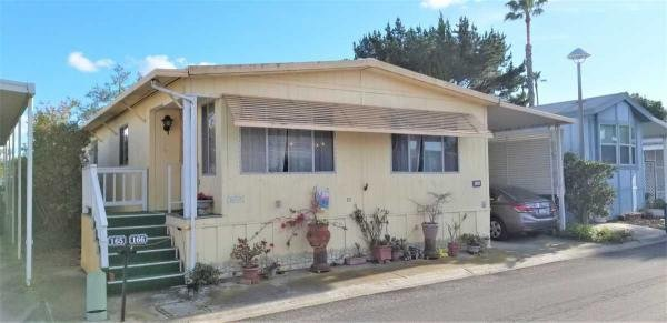 1974  Mobile Home For Sale