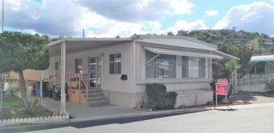 Mobile Home at 1285 E. Washington Ave. El Cajon, CA 92019